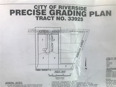 Riverside Residential Lots & Land For Sale: Cypress