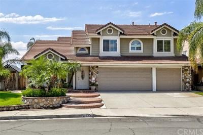 Moreno Valley Single Family Home For Sale: 24353 Rimcrest Lane