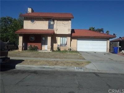 Fontana Single Family Home For Sale: 9249 Marcona Avenue