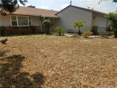 Highland Single Family Home For Sale: 3531 Stratford Street