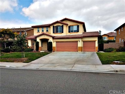 Single Family Home For Sale: 19896 Krameria Avenue
