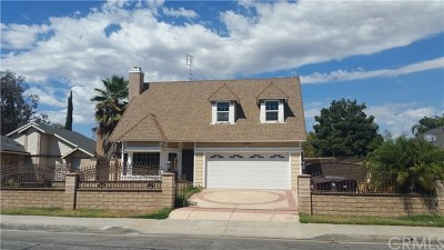 Moreno Valley Single Family Home For Sale: 25432 Shamel Ash Drive