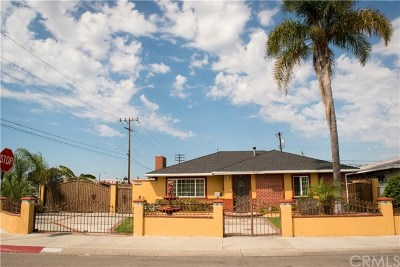 Garden Grove Single Family Home For Sale: 13471 Erin Road