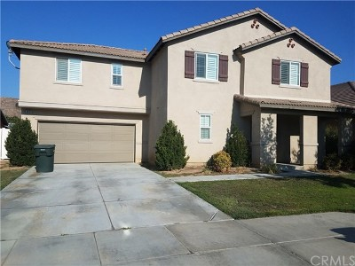 Perris Single Family Home For Sale: 3059 Blue Cascade Drive