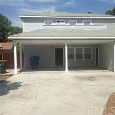 Riverside Rental For Rent: 4333 Rubidoux Avenue