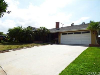 Huntington Beach Single Family Home For Sale: 7612 Rhone Lane