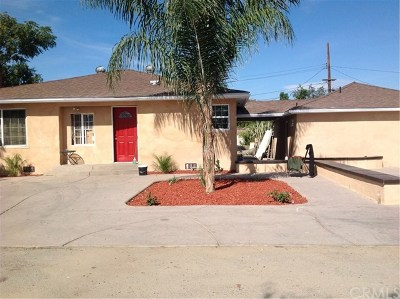 Norco Single Family Home For Sale: 1655 Elm Drive
