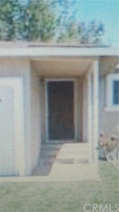 Riverside Single Family Home For Sale: 18780 Granite Avenue