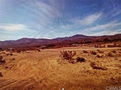 Newberry Springs Residential Lots & Land For Sale: Cloride Road