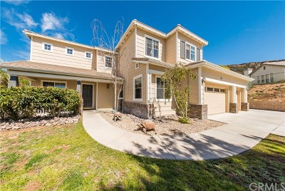 Yucaipa Single Family Home For Sale: 36230 Poplar Drive