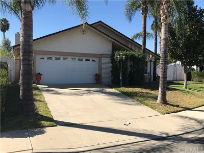 Chino Single Family Home For Sale: 12222 Arlington Place
