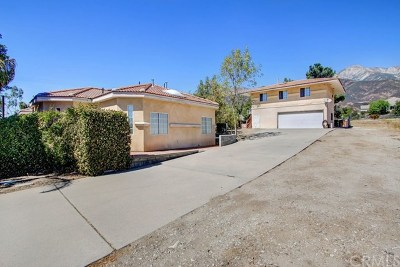 Rancho Cucamonga CA Single Family Home For Sale: $735,000