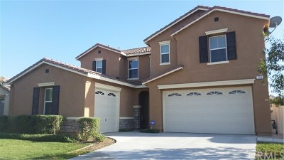 Perris Single Family Home For Sale: 179 Muir Woods Road