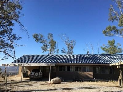 Wildomar Single Family Home For Sale: 22855 Vista Del Agua