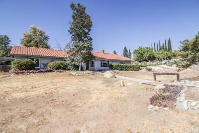 Moreno Valley Single Family Home For Sale: 12185 Calle De Jimenez