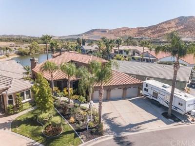 Canyon Lake Single Family Home For Sale: 30430 Harbor Circle