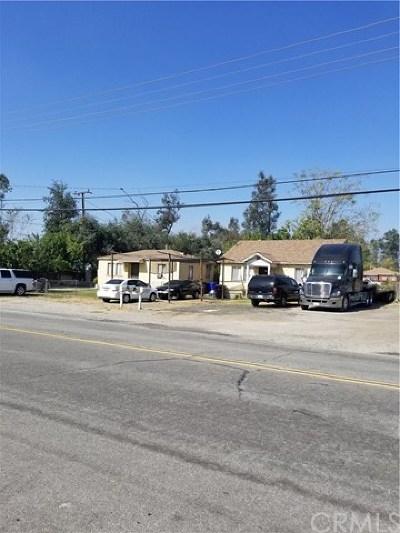 Fontana Multi Family Home For Sale: 14970 Randall Avenue