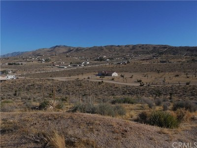 Apple Valley Residential Lots & Land For Sale: Rancho