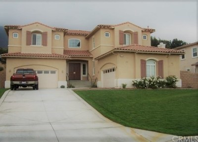 Rancho Cucamonga Single Family Home For Sale: 9676 Norbrook Drive