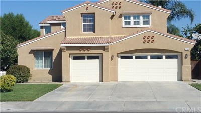 Moreno Valley Single Family Home For Sale: 27566 Rockwood Avenue