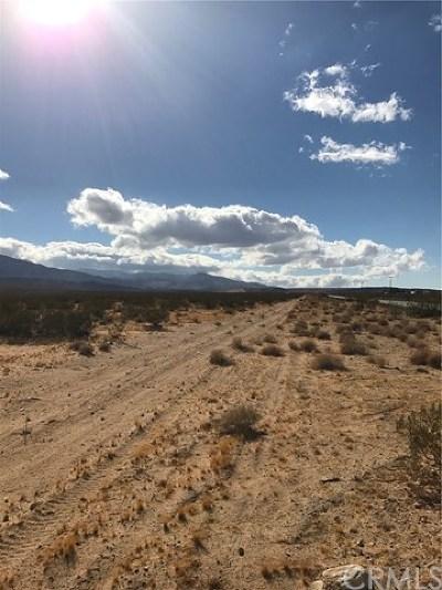 San Bernardino County Residential Lots & Land For Sale: Swanee Rd