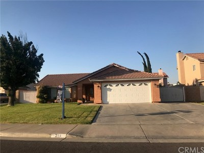 Perris Single Family Home For Sale: 214 W Bowen Road