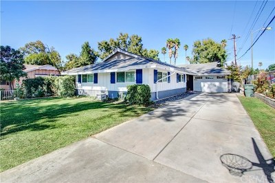 Riverside Single Family Home For Sale: 4005 Maplewood Place