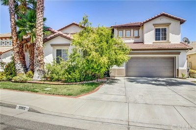 Lake Elsinore Single Family Home For Sale: 21062 Kimberly Court