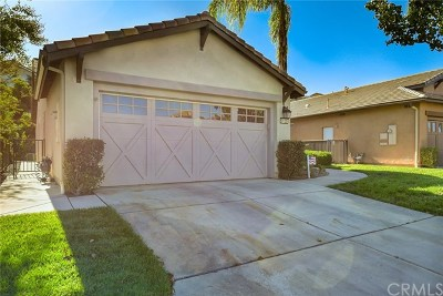 Corona Single Family Home For Sale: 9135 Pinyon Point Court