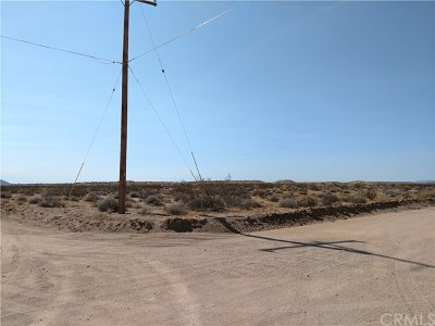 Barstow Residential Lots & Land For Sale: 1 Spinet