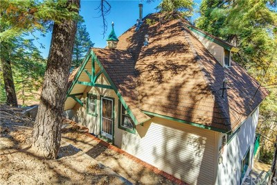 Lake Arrowhead Single Family Home For Sale: 362 State Hwy 173