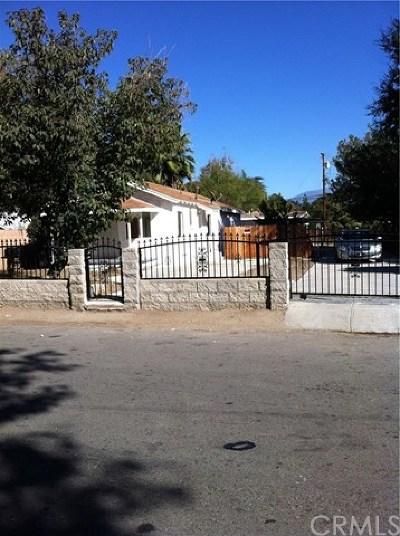 San Bernardino Multi Family Home For Sale: 6973 Perris Hill Road