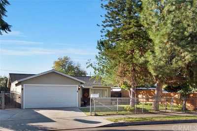 Pomona Single Family Home For Sale: 238 E 12th Street