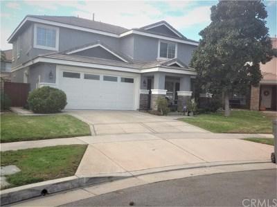 Rancho Cucamonga Single Family Home For Sale: 6530 Veneto Place