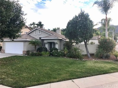 Corona Single Family Home For Sale: 8979 Trumpets Court