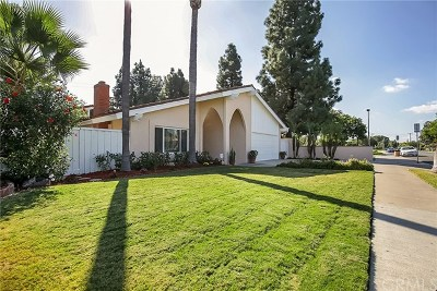 Tustin Single Family Home For Sale: 14122 Utt Drive
