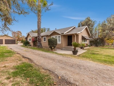 Yucaipa Single Family Home For Sale: 12419 13th Street