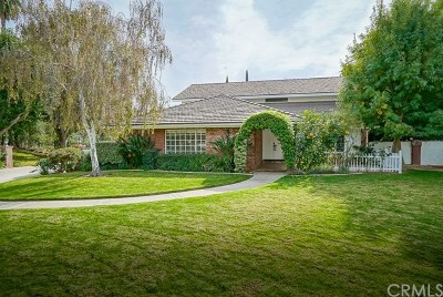 Riverside Single Family Home Active Under Contract: 1400 Treeview Lane