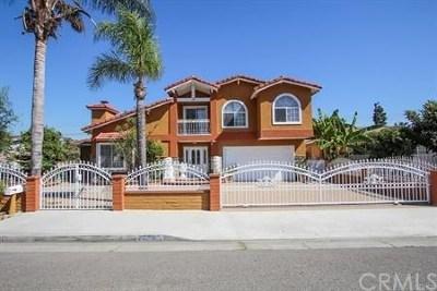 Garden Grove Single Family Home For Sale: 13252 Lucille Street