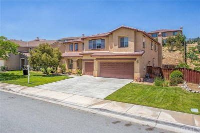 Single Family Home For Sale: 34862 Miller Place