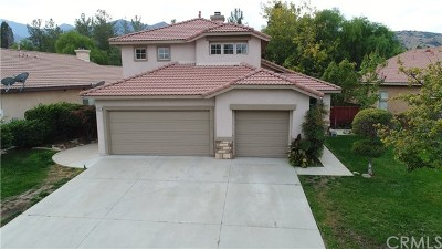 Corona Single Family Home Active Under Contract: 9345 Nickellaus Court
