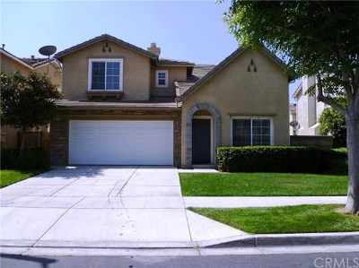 Chino Hills Single Family Home For Sale: 5713 Stanfield Court