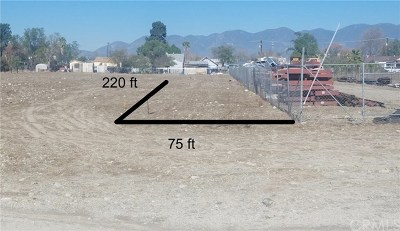 Residential Lots & Land For Sale: 18370 Vineyard Avenue