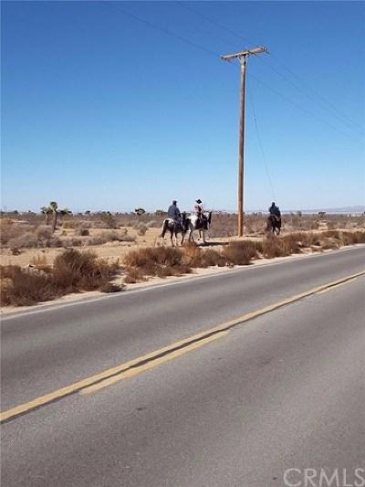 San Bernardino County Residential Lots & Land For Sale: Del Rosa Road