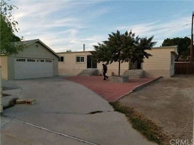 Perris Single Family Home For Sale: 362 Turquoise Drive
