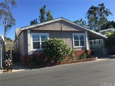 Laguna Hills Mobile Home For Sale: 23301 Ridge Route Drive