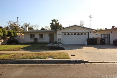 Orange Single Family Home For Sale: 230 E Adams Avenue