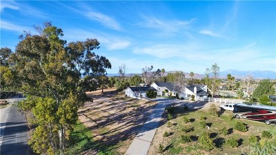 Riverside Single Family Home For Sale: 14910 Sunrise Hill Road