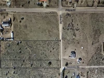Phelan CA Residential Lots & Land For Sale: $49,500