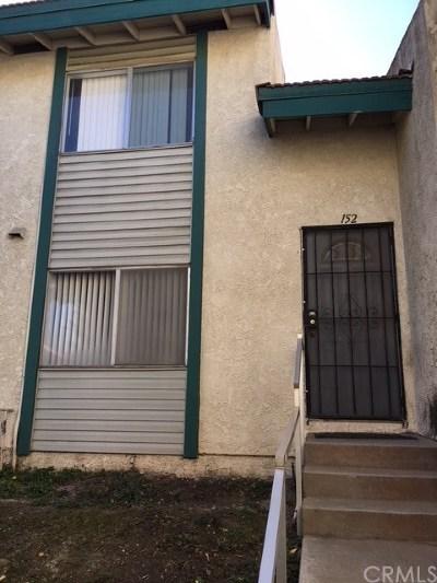 Colton Condo/Townhouse For Sale: 2255 Cahuilla Street #152
